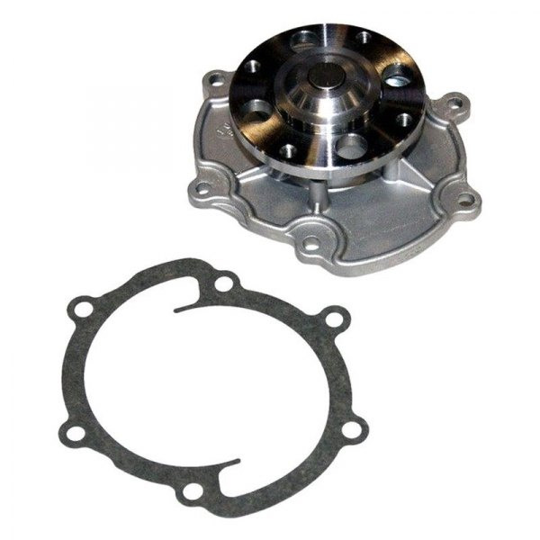 Water Pump For 2007-2014 GMC Acadia 2010-2014 Terrain Mechanical With Gasket