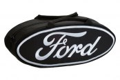 Go Boxes® - Ford Canvas Bag - Black