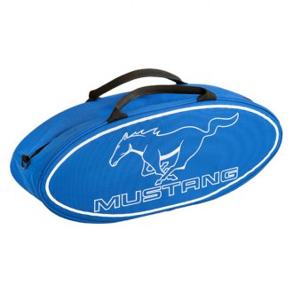 Go Boxes® - Mustang Canvas Bag - Blue