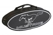 Go Boxes® - Mustang Canvas Bag - Black