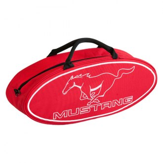 Go Boxes® - Mustang Canvas Bag - Red