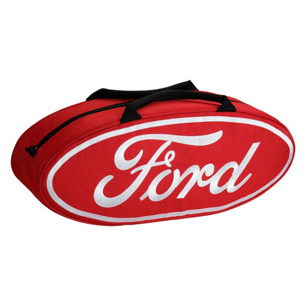 Go Boxes® - Ford Canvas Bag - Red