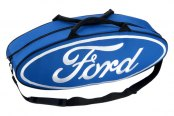Go Boxes® - Ford Canvas Bag - Blue