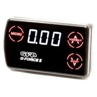 Go Fast Bits® - G-Force II Electronic Black Boost Controller