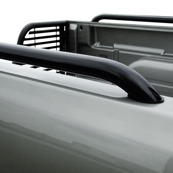 Go Industries® - Black Side Rails