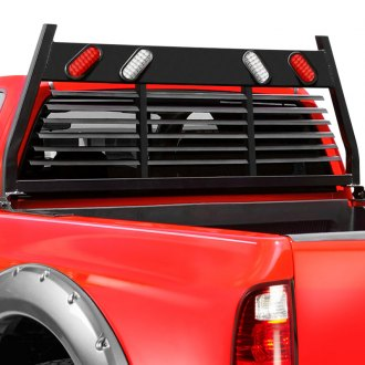 Go Industries® - Heavy Duty Lighted Headache Rack