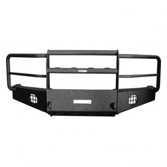 Go Industries® - Pro Series Front Bumper with Grille Guard