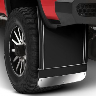 Go Industries® - Mud Flaps with Bolt Kit