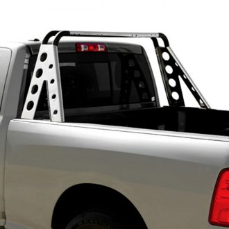 Image may not reflect your exact vehicle! Go Rhino® - Xtreme Rack™ Lightning Series Polished Stainless Steel Sport Bar