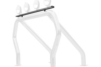 Go Rhino® 900PS - Polished Stainless Steel Lite Bar w/o Auxiliary Light