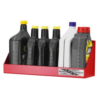 Go Rhino® - Small Red Oil Bottle Shelf