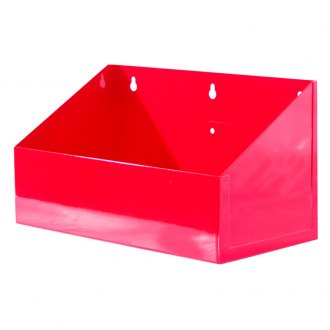 Go Rhino® - Round Red Gallon Storage Shelf
