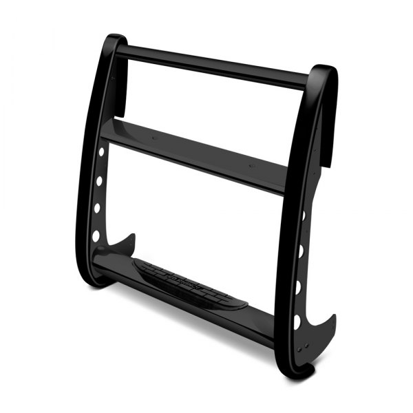 Go Rhino® - 3000 Series Black Powdercoat Grille Guard with Eurotube