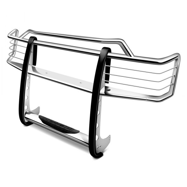 Image may not reflect your exact vehicle! Go Rhino® - 3000 Series Chrome Grille Guard