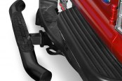 "Go Rhino® - 3"" Hitch Step Installed - Black"