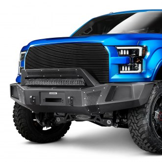 Truck Front Bumper >> 2016 Ford F 150 Off Road Steel Front Bumpers Carid Com