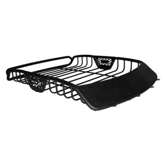 "Go Rhino® - 48"" SR10 Series Roof Rack with Black Fairings"