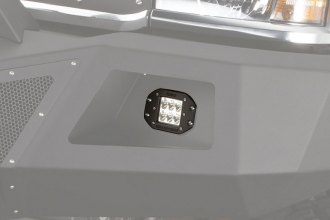 Go Rhino® 241731T - BR10 Front Light Plate