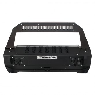 Go Rhino® - BRJ40 Front Modular Winch Bumper with Light Bar Mount