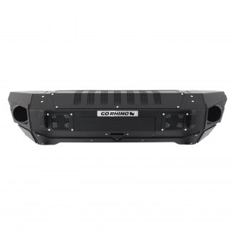 Go Rhino® - BRJ40 Front Modular Winch Bumper with End Caps