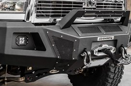 Go Rhino® - Off-Road Bumper for RAM