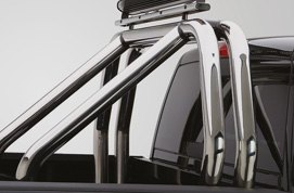 Go Rhino® - Polished Bed Bars