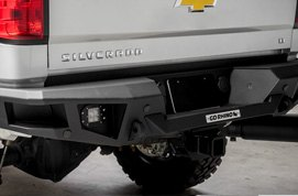 Go Rhino® - Rear Off-Road Bumper