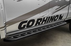 Go Rhino® - Running Boards