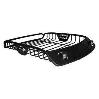 "Go Rhino® - 60"" SR20 Series Roof Rack with 3"" LED Lights"