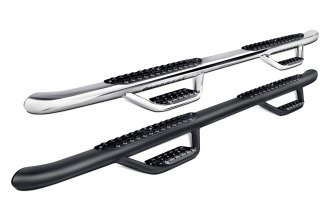 "Go Rhino® - 4"" Dominator D4 Oval Side Steps"