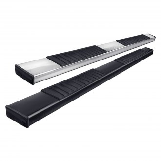 "Go Rhino® - 6"" OE Xtreme II Rectangular Side Steps"