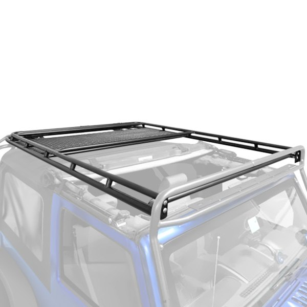 Jeep Cargo Basket: Jeep Grand Cherokee 2005-2010 Stealth Roof Cargo