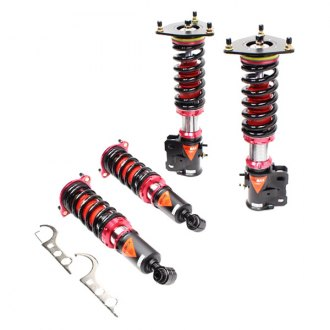 Godspeed Project® - Mono MAXX™ Front and Rear Coilover Kit