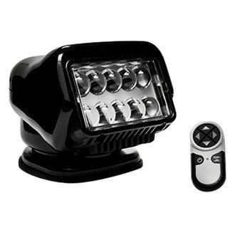 "Golight® - Stryker™ Permanent Mount 5.9""x3.6"" 40W Rectangular Spot Beam LED Searchlight"