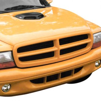 Good Hood® - Shaker Fiberglass Hood Scoop with Functional Ram-Air (Unpainted)