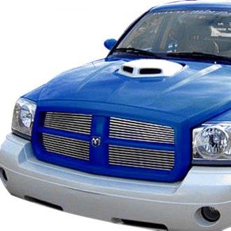 2005 Dodge Dakota Custom Hoods Carbon Fiber Fiberglass