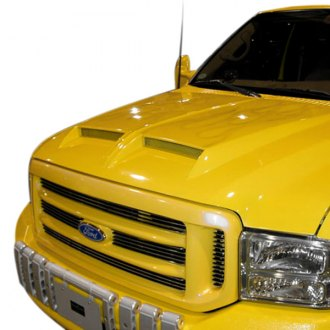 2006 ford f 250 custom hoods carbon fiber fiberglass. Black Bedroom Furniture Sets. Home Design Ideas
