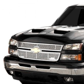 2006 chevy silverado custom hoods carbon fiber. Black Bedroom Furniture Sets. Home Design Ideas