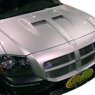 Good Hood® - SS-Style Fiberglass Good Hood (Unpainted)