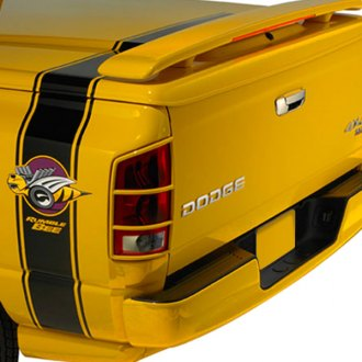 Good Hood® - Truck Bed Spoiler with LED Brake Light