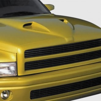 Good Hood® - Twin Scoop Hood (Unpainted)