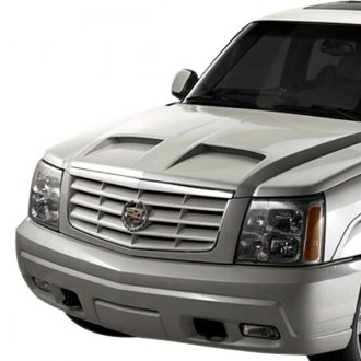 Good Hood® - Twin Scoop Ram Air Hood (Unpainted)