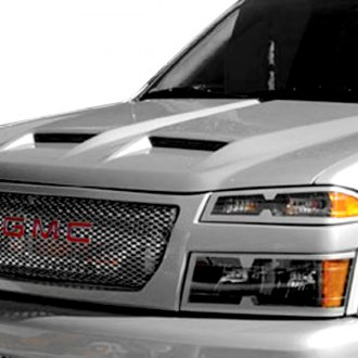 Good Hood® - Twin Scoop Good Hood (Unpainted)