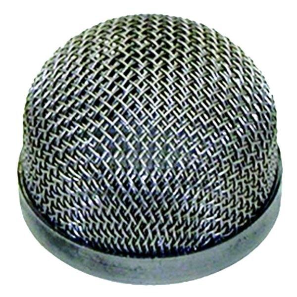 Air Cleaner Cap : Goodmark gmk air cleaner flame arrestor mesh cap