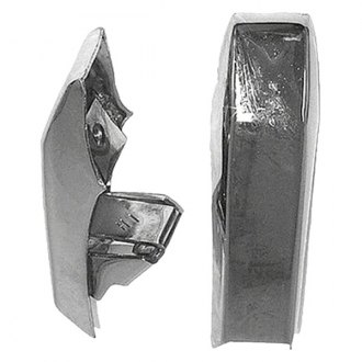 Goodmark® - Rear Driver Side Bumper Guards