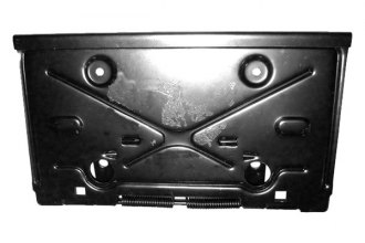 Goodmark® - Rear License Bracket