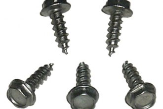 Goodmark® - Front Spoiler Screw Set