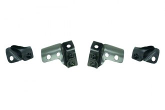 Goodmark® - Rear Bumper Bracket Set