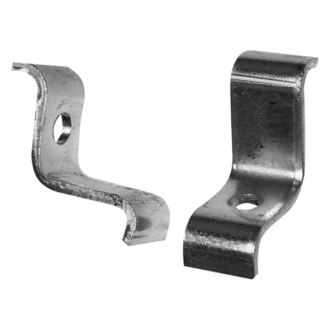 Goodmark® - Rear Driver and Passenger Side Bumper Guard Brackets