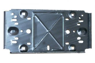 Goodmark® - Front License Plate Bracket